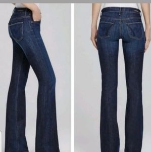 Citizen of Humanity Kelly Low Waist Bootcut 25